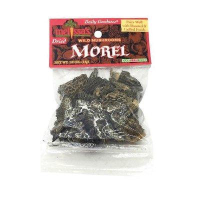 Melissa's Dried Morel Mushrooms