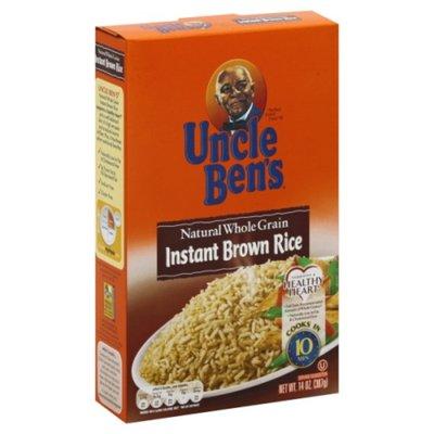 Uncle Ben'S Whole Grain Brown Instant Rice