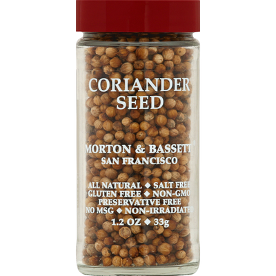 Morton & Bassett Spices Coriander Seed