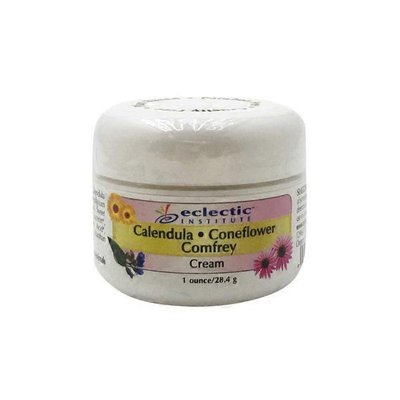 Eclectic Institute Calendula Coneflower Comfrey Cream