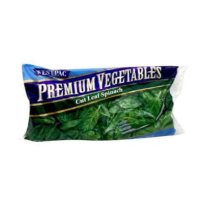 Westpac Cut Leaf Spinach