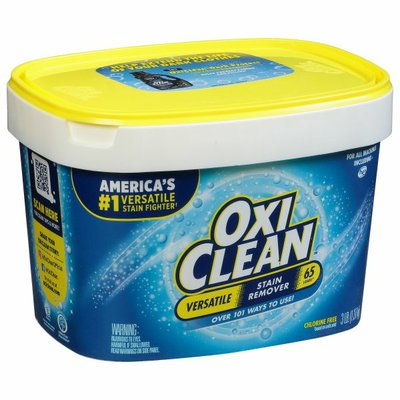 OxiClean Versatile Stain Remover Powder, 3 s