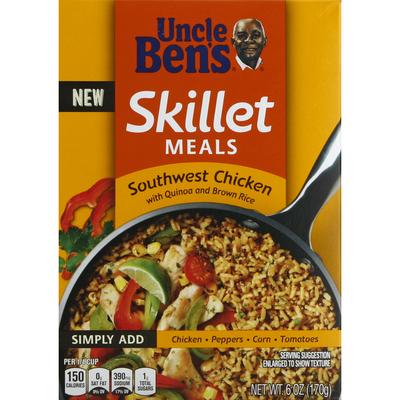 Uncle Ben's Chicken, Southwest