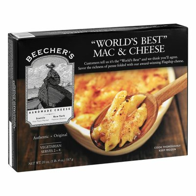 Beecher's Mac & Cheese, World's Best