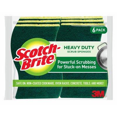 Scotch-Brite Scotch-Brite® Heavy Duty Scrub Sponges