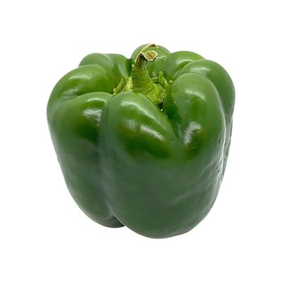 Organic Green Bell Pepper