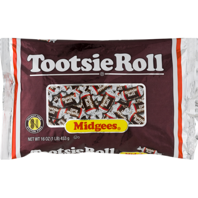Tootsie Roll Midgees