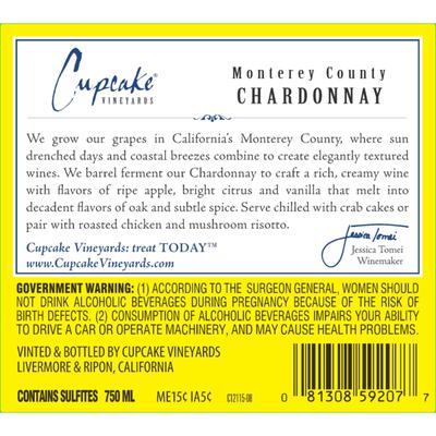 Cupcake Vineyards Chardonnay