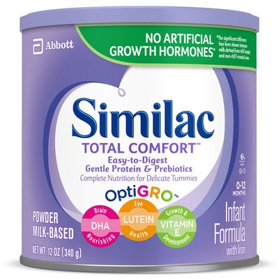 Similac Total Comfort Infant Formula with Iron