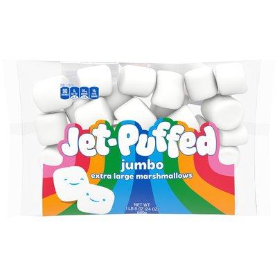Jet-Puffed Jumbo Extra Large Marshmallows