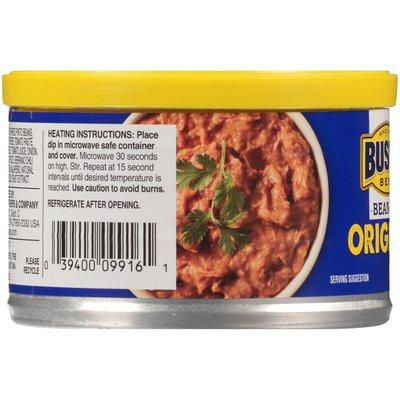 Bush's Best Original Bean Dip