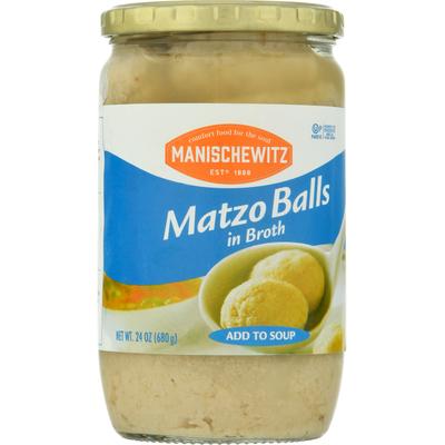 Manischewitz Matzo Ball in Broth