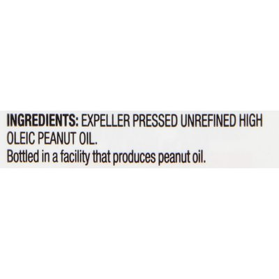 Spectrum Culinary Peanut Oil