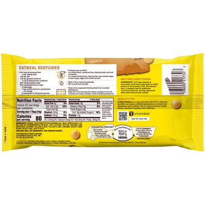 Toll House NESTLÉ® ® Butterscotch Artificially Flavored Morsels