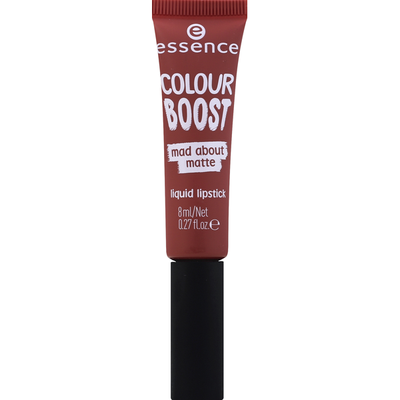 Essence Liquid Lipstick, Mad About Me, Dangerously Yours 05