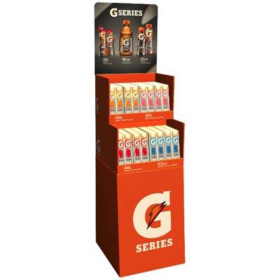 Gatorade G Series Prime Chews Shipper