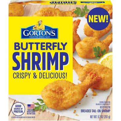 Gorton's Crunchy Breaded Butterfly Shrimp