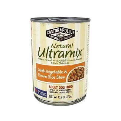 Castor & Pollux Lamb, Vegetable & Brown Rice Adult Dog Food