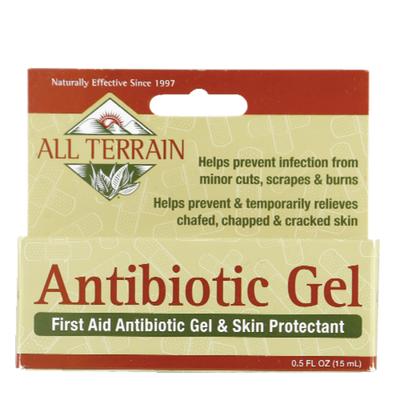 All Terrain First Aid Antibiotic Gel & Skin Protectant