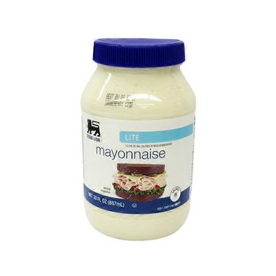 Food Lion Lite Mayonnaise
