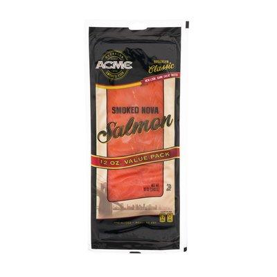Acme Smoked Fish Smoked Nova Salmon Brooklyn Classic