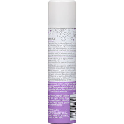 Summer's Eve Ultra Freshening Spray