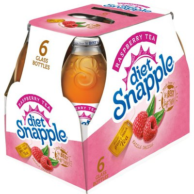 Snapple Diet Raspberry Tea