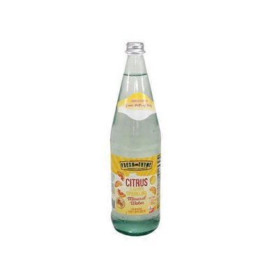 Fresh Thyme Citrus Flavored Sparkling Mineral Water