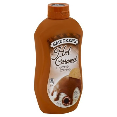 Smucker's Topping, Hot Caramel Flavored