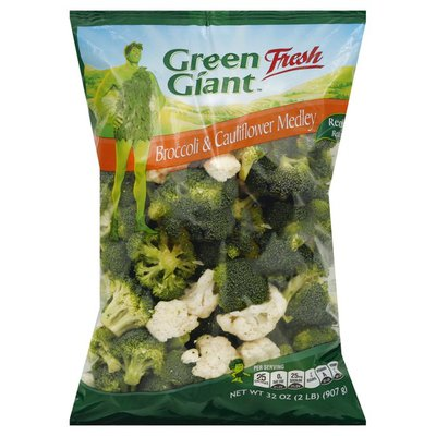 Green Giant Broccoli & Cauliflower Medley