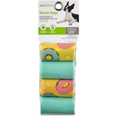 Well & Good Sophresh Unscented Waste Bags