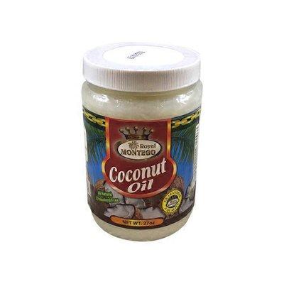 Royal Montego Coconut Oil