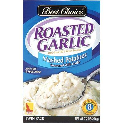 Best Choice Roasted Garlic Mashed Potatoes