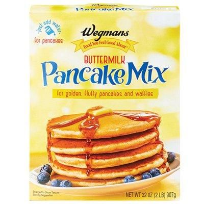 Wegmans Food You Feel Good About Buttermilk Pancake Mix