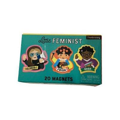 Mudpuppy Little Feminist Box of Magnets