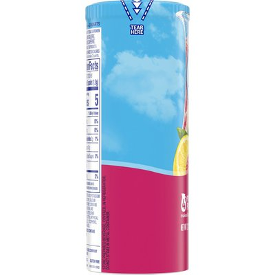 Crystal Light Raspberry Lemonade Artificially Flavored Powdered Drink Mix