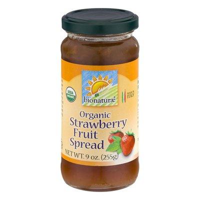 Bionature Organic Strawberry Fruit Spread