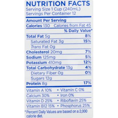 Lactaid 2% Reduced Fat Milk