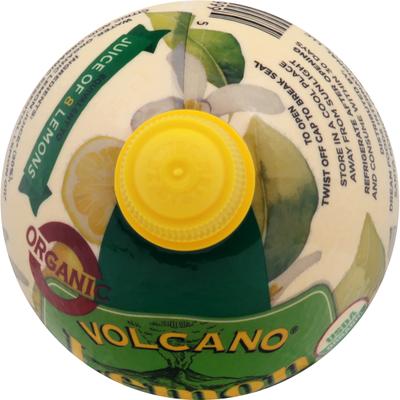 Volcano Burst Lemon Juice