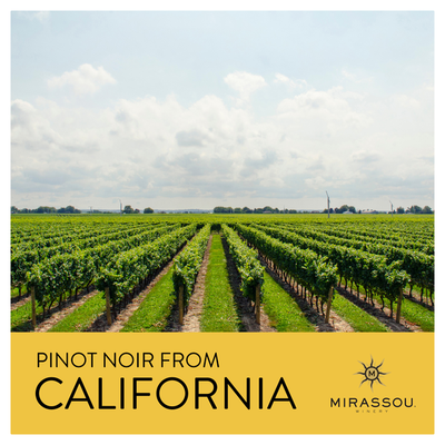 Mirassou Pinot Noir, California