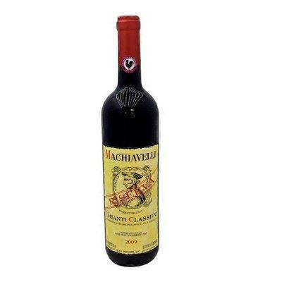 Machiavelli 2009 Chianti Classico Riserva Wine