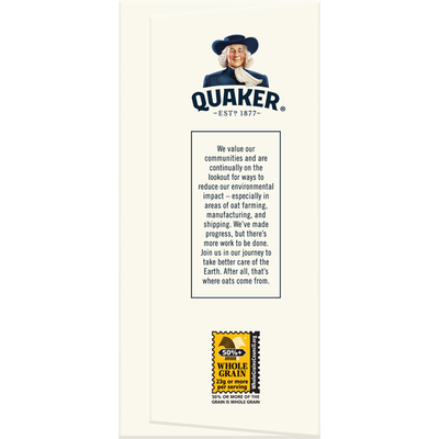 Quaker Baked Squares, with Fruit Filling, Strawberry