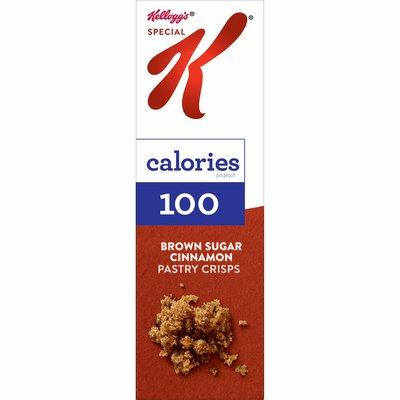 Kellogg's Special K Pastry Crisps, Breakfast Bars, Brown Sugar Cinnamon