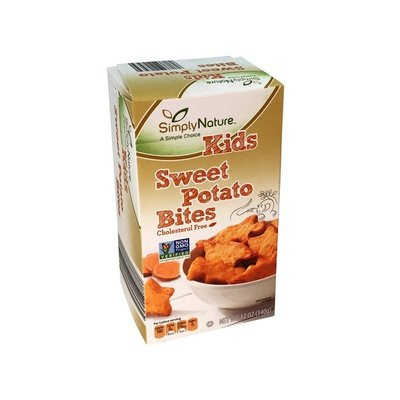 Simply Nature Sweet Potato Bite