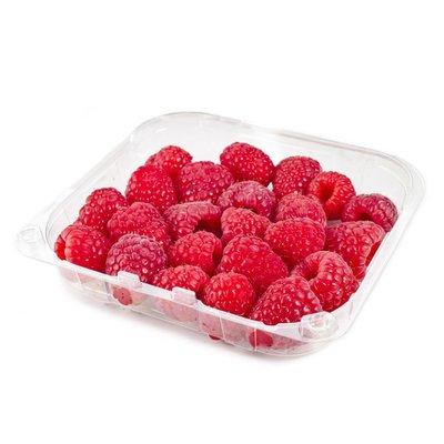 Organic Raspberries Package