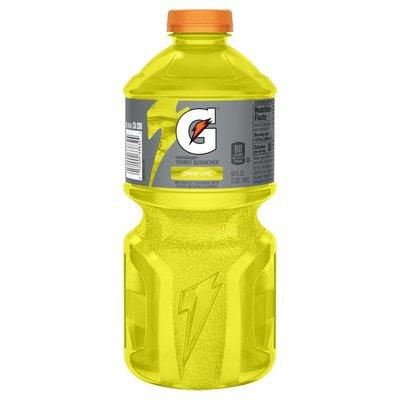 Gatorade Thirst Quencher, Lemon-Lime