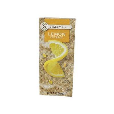 Stonemill Pure Lemon Extract