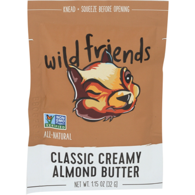 Wild Friends Almond Butter, Classic Creamy