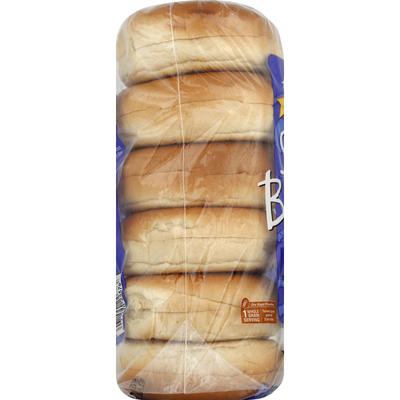 Wegmans Soft Bagels, Plain