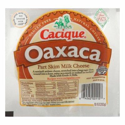 Cacique Oaxaca Part Skim Milk Cheese